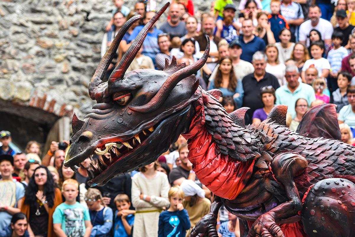 Burg Kaprun - Burgfest