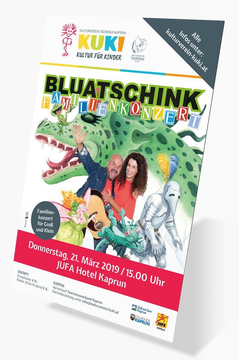 KUKI - Kultur für Kinder Plakat