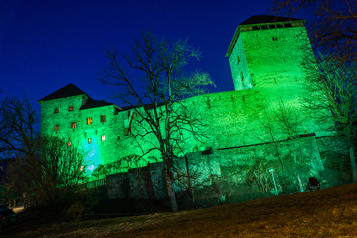 Burg Kaprun - Paddy Night