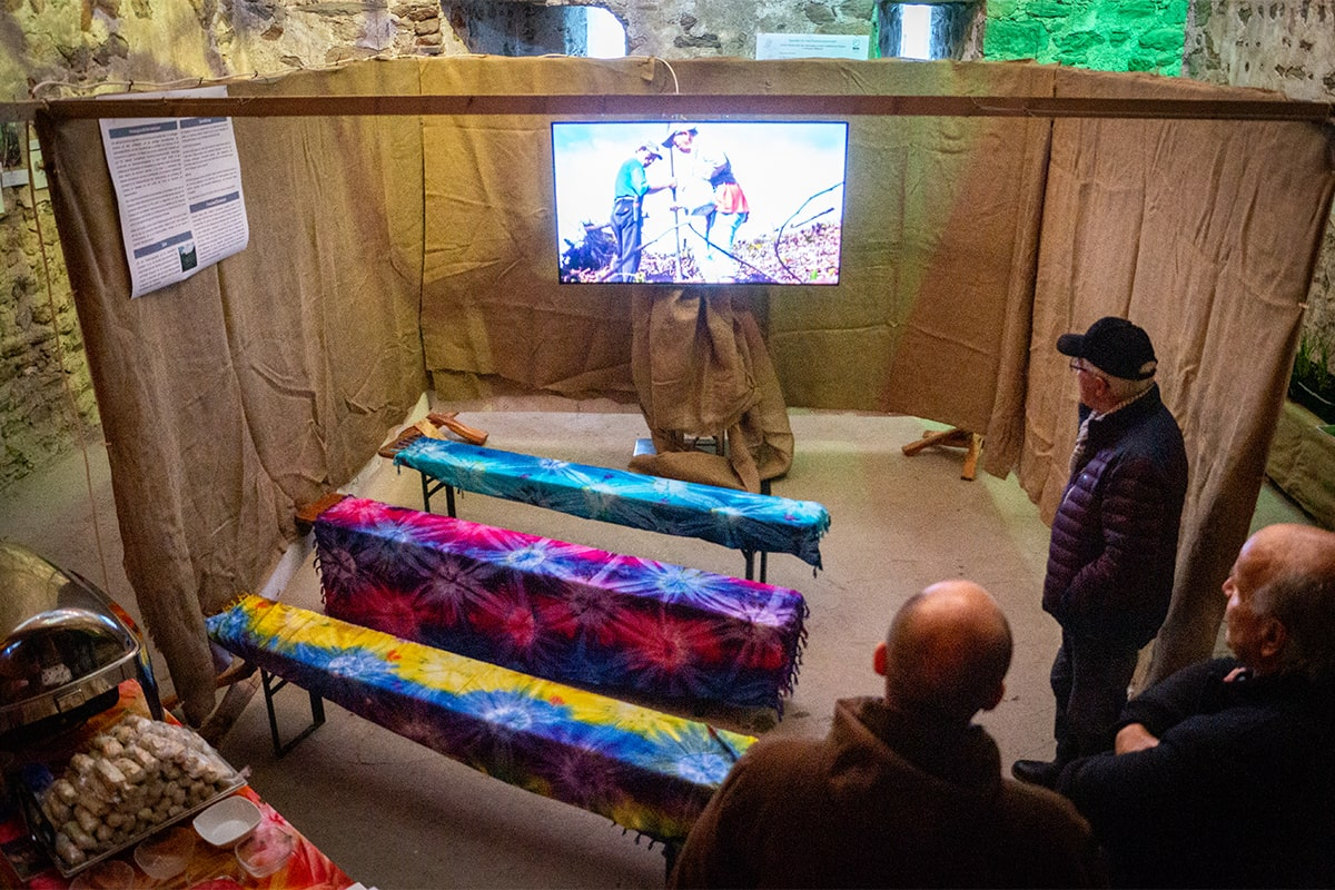 aPENAN - Ausstellung auf der Burg Kaprun