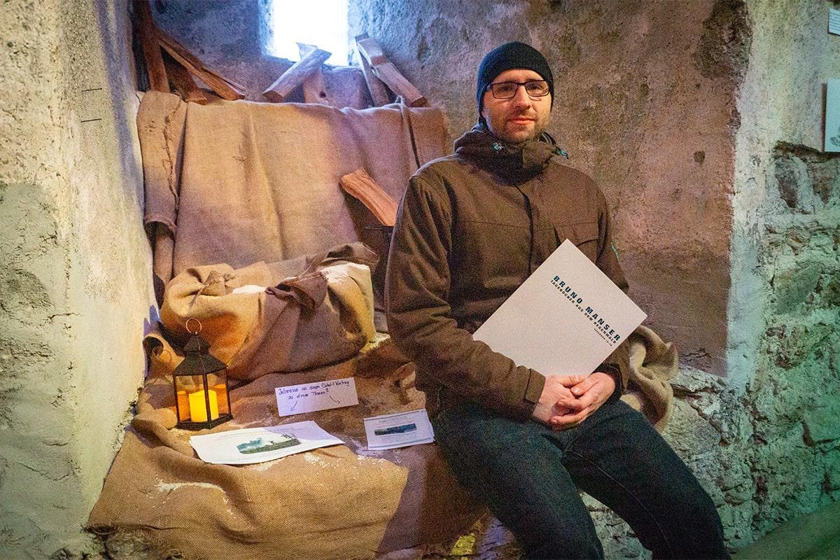 PENAN - Ausstellung auf der Burg Kaprun