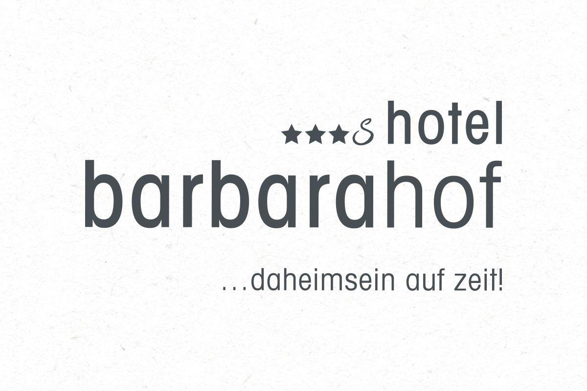 ***s Hotel Barbarahof - Logo
