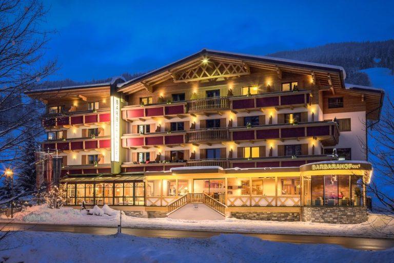 ***s Hotel Barbarahof