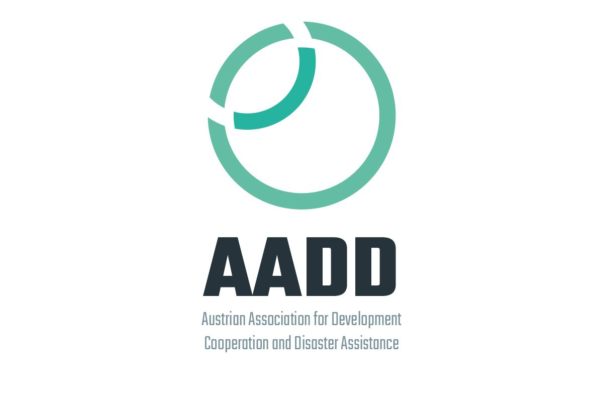 AADD - Austrian Association for Development Cooperation and Disaster Assistance - Logo