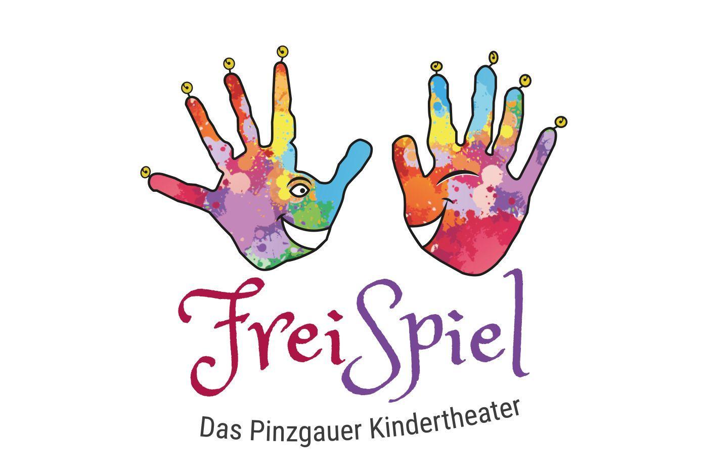 FreiSpiel Kindertheater - Logo