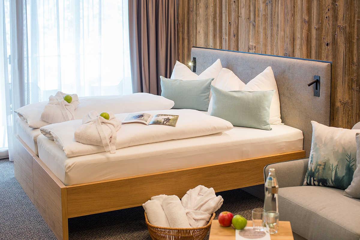 *** Hotel Der Waldhof - Zimmer