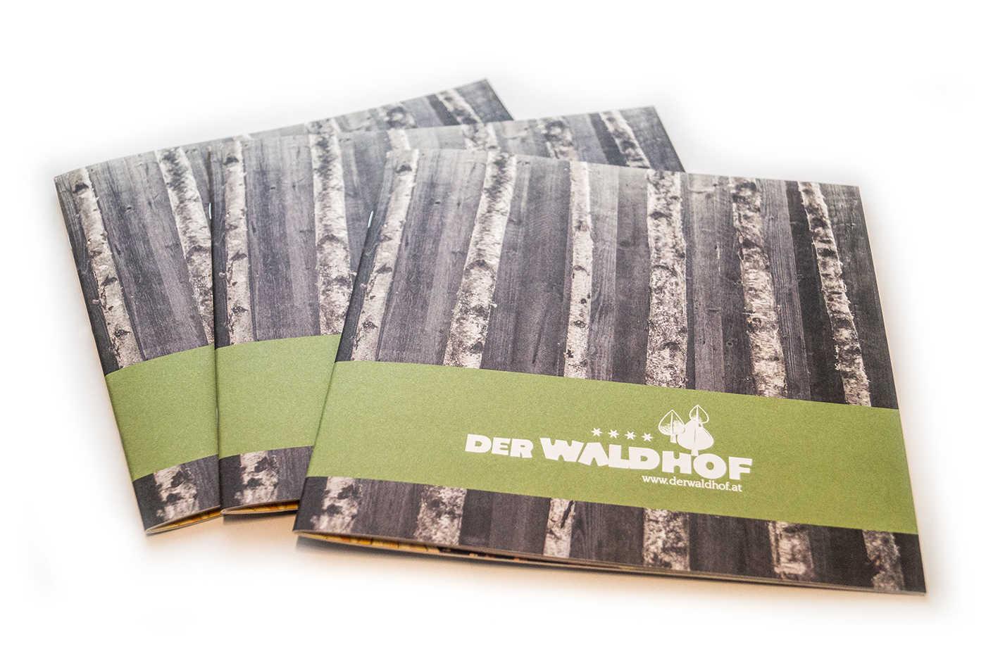 *** Hotel Der Waldhof - Imagebroschüre