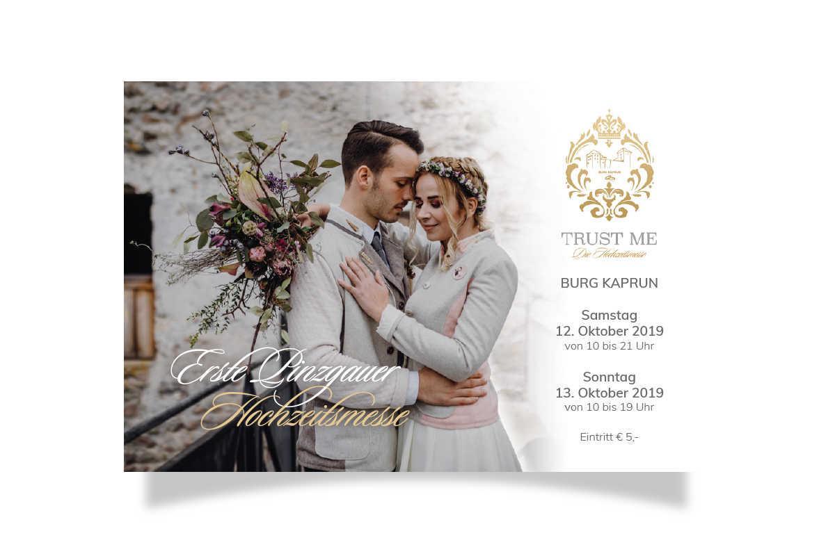 Burg Kaprun - Hochzeitsmesse - Eintrittskarte