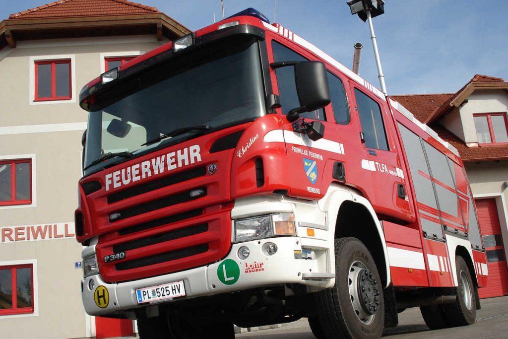 Freiwillige Feuerwehr Weinburg