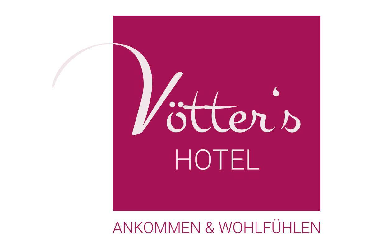 4* Hotel Vötter's Kaprun - Logo Hotel