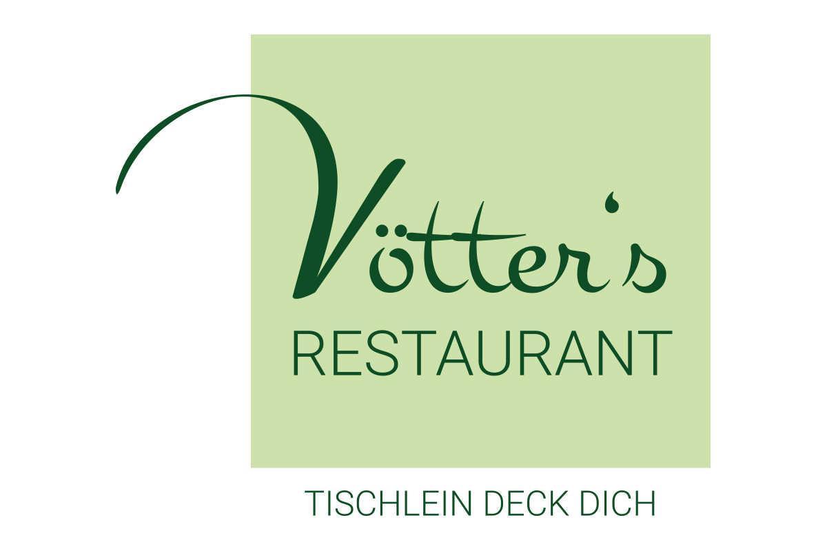 4* Hotel Vötter's Kaprun - Logo Restaurant