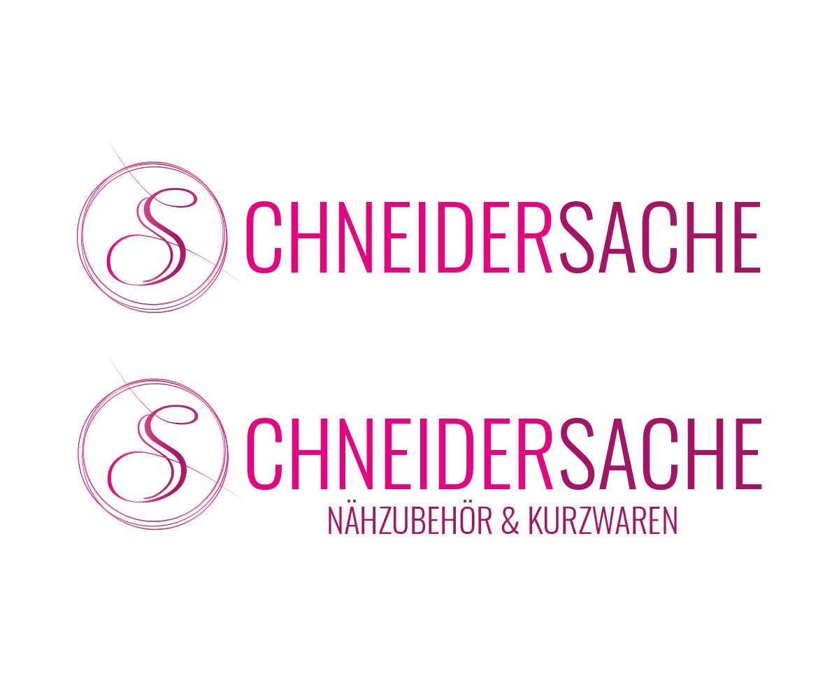 Schneidersache - Logodesign