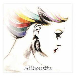 Silhouette Farbanalyse Brigitte Wicker