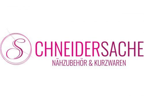 Schneidersache - Logo