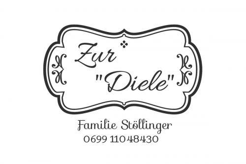 Zur Diele Niedernsill - Logo